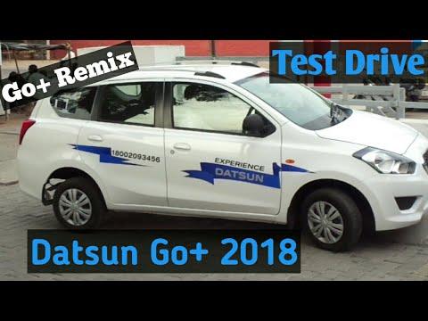 Datsun Go Plus T modal And Remix 2018 | Go+ Plus | Go Plus ...