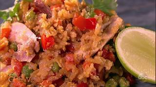 How to Make Classic Chicken Fried Rice | The Chew