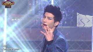 U-KISS - Standing Still, 유키스 - 스탠딩 스틸, Show champion 20130306