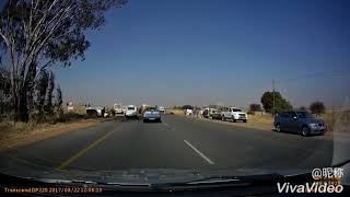 Accident between Mahikeng and Lichtenburg