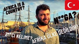 "Download Lagu WHAT DO TURKISH PEOPLE THINK ABOUT ""N**GA"" | TÜRK HALKI ""Z**CI"" HAKKINDA NE DÜŞÜNÜYOR | ENGLISH SUBS mp3"