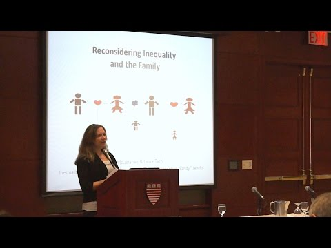Reexamining Inequality | IV. Ten Big Ideas: Laura M. Tach and Sara McLanahan
