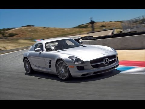 2012 Mercedes-Benz SLS AMG Hot Lap! - 2011 Best Driver's Car Contender