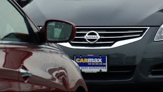 Business Matters: Top 5 selling cars at CarMax