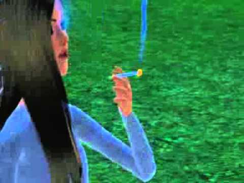 Sims 3 Smoking Mod - circleslinoa