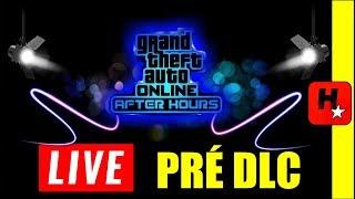 GTA 5 Online Pre DLC Nightclub! Nght na balada! Update Affter HOURS DLC GTA V