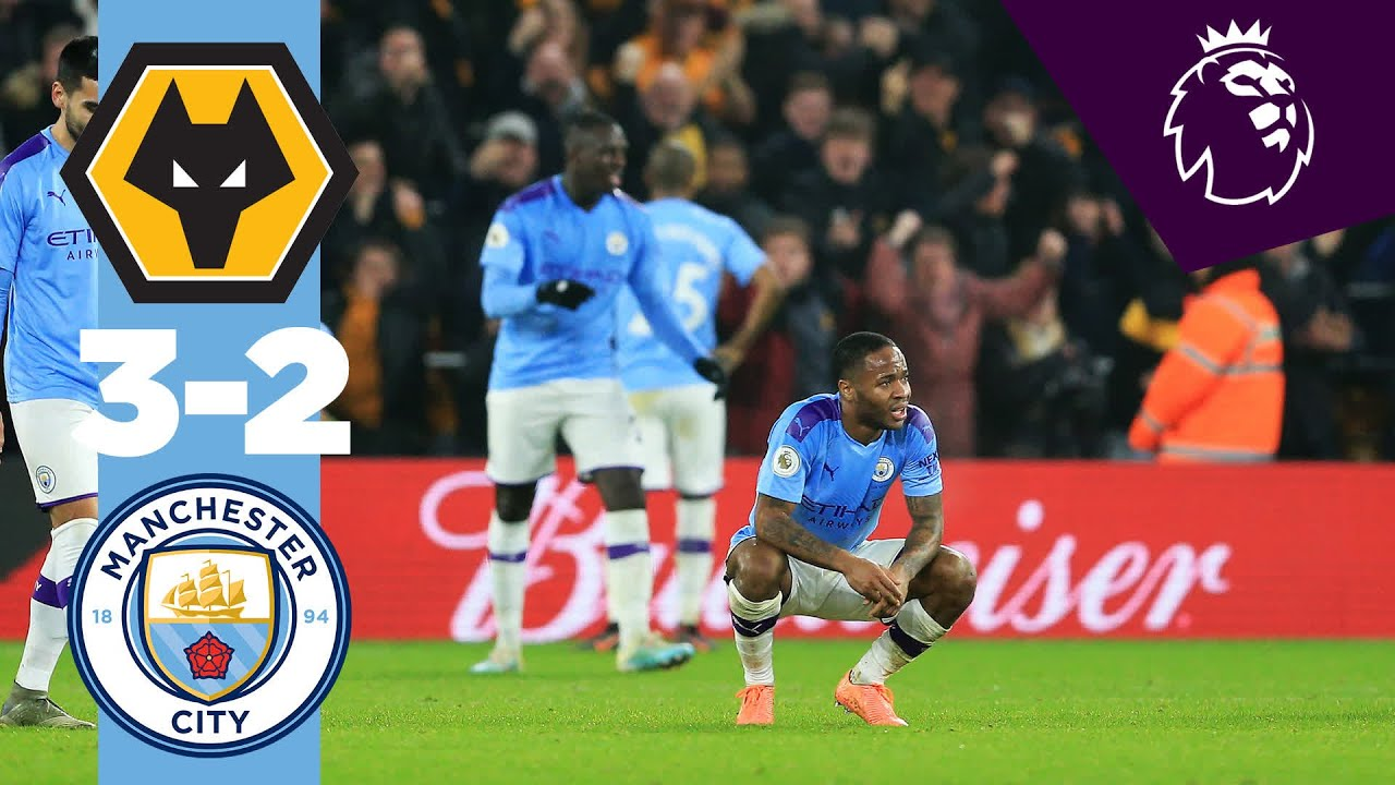 HIGHLIGHTS | WOLVES 3-2 MAN CITY | STERLING, TRAORE, JIMENEZ, DOHERTY -  YouTube