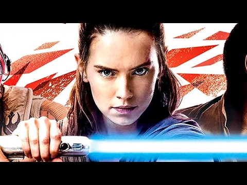 STAR WARS EPISODE 8 THE LAST JEDI Title Reveal  Teaser Trailer 2017