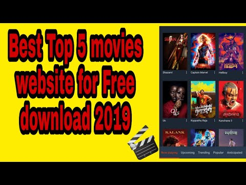 Best Top 5 Movies Website For Free Download 2019