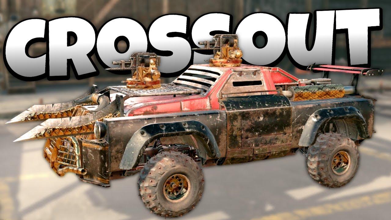 Crossout - The Best Truck Build Ever! - Crossout Open Beta ...
