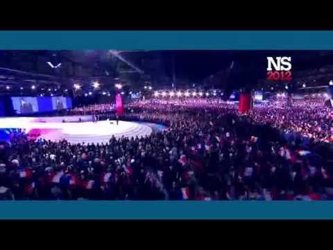 REMIX : la FRANCE FORTE c'est Nicolas Sarkozy (Villepinte)
