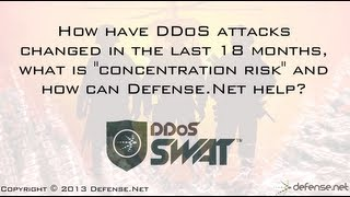 DDoS Attacks & Concentration Risk