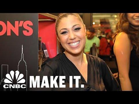 Entrepreneur Rita Hazan: Success By Making Celebrities Blonder | How I Made It | CNBC Make It.