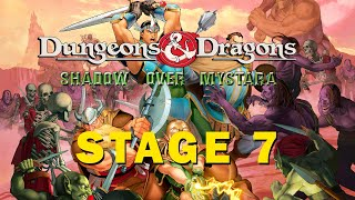 [MAME] - Dungeons & Dragons Shadow over Mystara - Stage 7 - Grove of Destruction