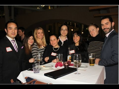 Networking | Social Mixer - Marche Restaurant Toronto - February 24, 2016