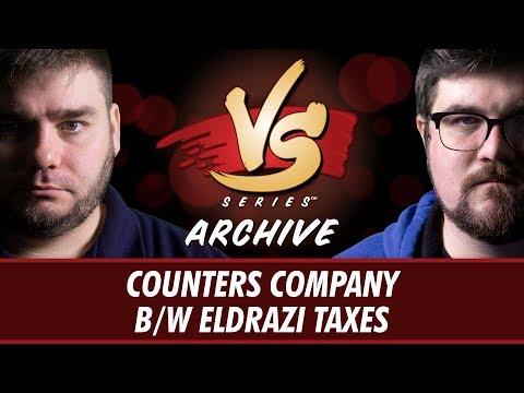 6/2/17 - Todd Vs. Brad: Counters Company vs B/W Eldrazi Taxes [Modern]