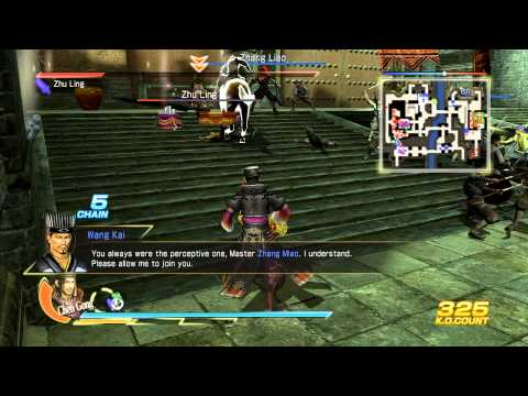 Lu Bu Stage 4 - Capture of Puyang (Chen Gong 5th weapon)