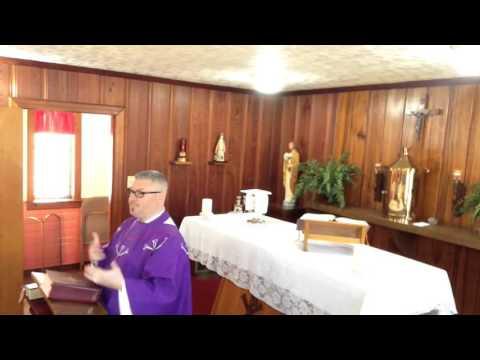 Mass for Friday, February 26, 2016