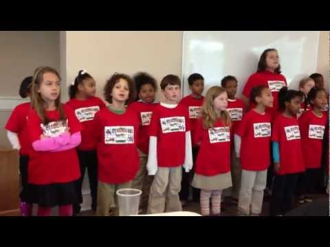 New City Christian School Choir with Keith Getty.mov