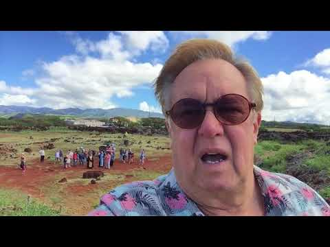 Bill Boerum Speaks from Fort Elizabeth, Kauai