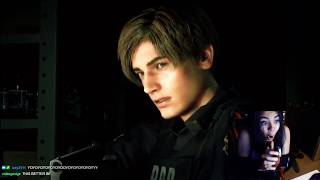 RESIDENT EVIL 2 REMAKE, IT FINALLY HAPPENED - LIVE REACTION [Headphone users warning]