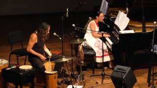 "Desafinado ""Off Key"" by Jobim Orit Wolf & Gilad Dobrecky"