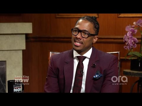 Nick Cannon on Kevin Hart | Larry King Now | Ora.TV