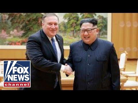 North Korea talks put spotlight on Mike Pompeo