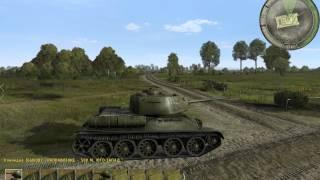 Iron Front: Liberation 1944 - русский цикл. 10 серия