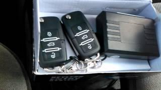 Посылка с ALIEXPRESS № 8,9. Блок с выкидными ключами