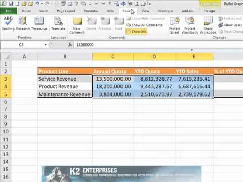 how to protect some cell in excel 2010