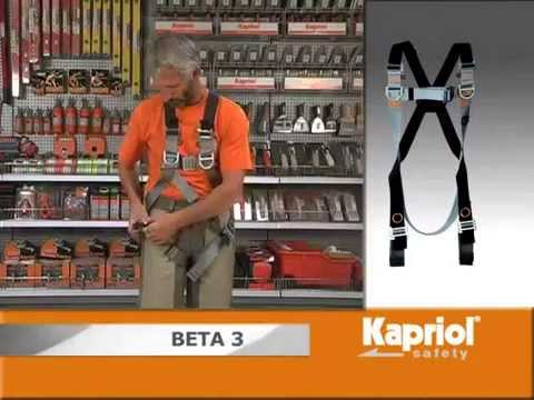 Kapriol Safety - Imbracature