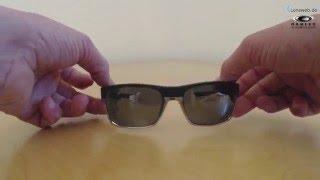 Oakley Two Face Scuderia Ferrari Matte Black Black Iridium Polarized Youtube
