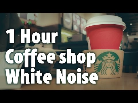 No Talking ASMR 집중하기 좋은 카페 소리 1 Hour Cafe Ambient Noise (Binaural)