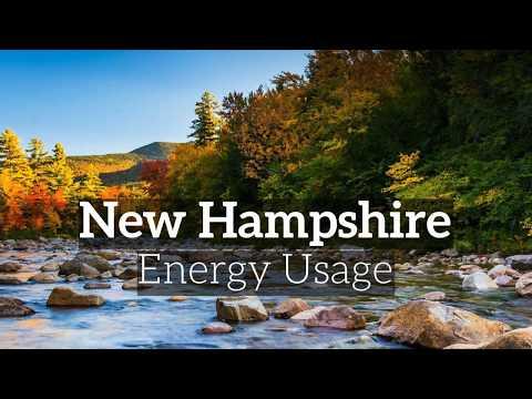 New Hampshire Energy Usage
