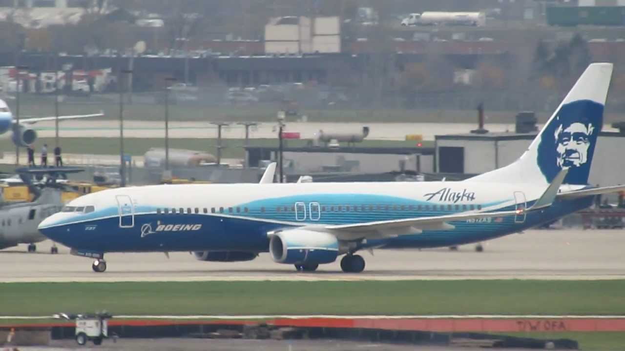 Alaska Airlines Boeing House Colors Quot Spirit Of Seattle Quot At