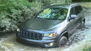 2017 Jeep Grand Cherokee Trailhawk 4x4 Test Drive Video Review