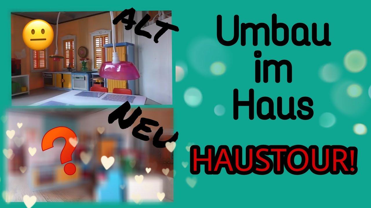 Das KOMPLETT umgebaute Haus!😁 Haustour # 2 // Spaß, Spiel, Playmobil