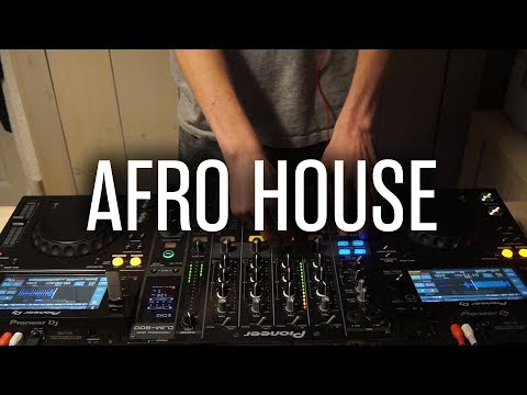 Afro House Mix 2018 | The Best of Afro House 2018 | Guest Mix by D-JaR