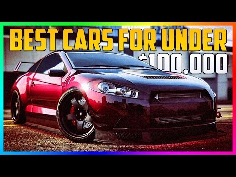 BEST GTA ONLINE CARS TO BUY UNDER $100,000 - MOST OVERLOOKED & UNDERRATED GTA 5 VEHICLES!