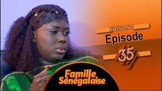 FAMILLE SENEGALAISE - Saison 1 - Episode 35 - VOSTFR