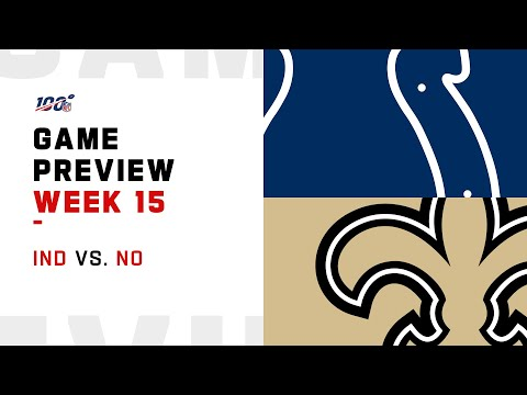 Steve Powers - Saints hosting Indy for Monday Night Football - game preview