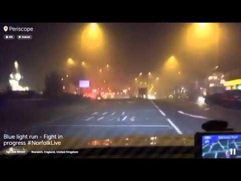 Norfolk Police Blue Light Run