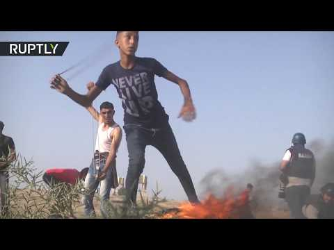RT: Gaza March of Return protest continues, at least 65 Palestinians injured by IDF