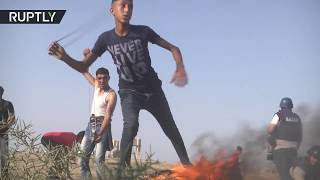 Gaza March of Return protest continues, at least 65 Palestinians injured by IDF