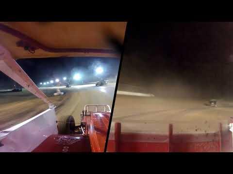 Albany Saratoga Speedway 9/15/17 Feature (Split Screen)