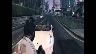 GTA 5 ქართულად - სასაცილო მომენტები / Funny moments