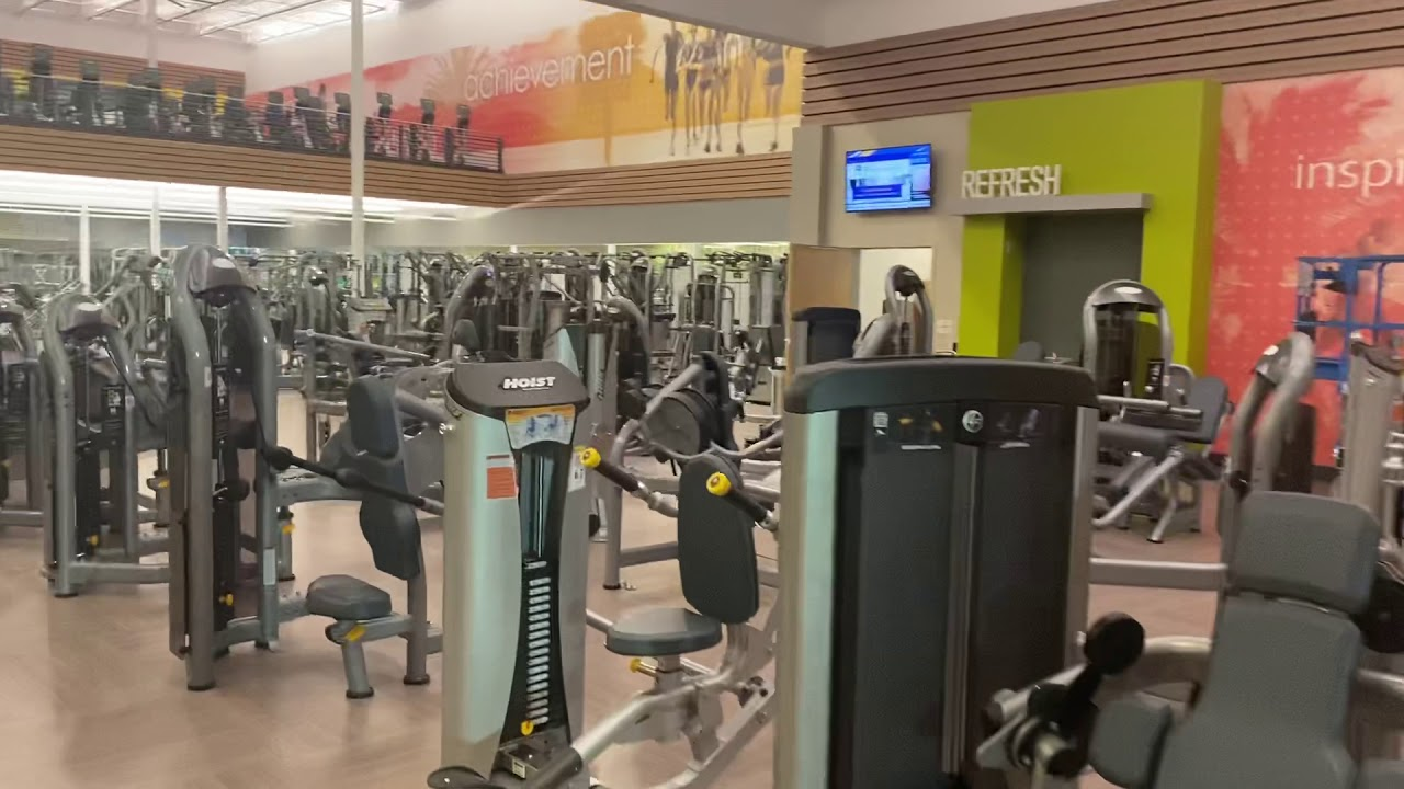 La Fitness Roosevelt Mall Cottman Ave Youtube