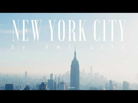 Owl City - New York City (Ikson Remix)