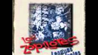 Los Zopilotes - El último beso [Lenguas Salvajes]